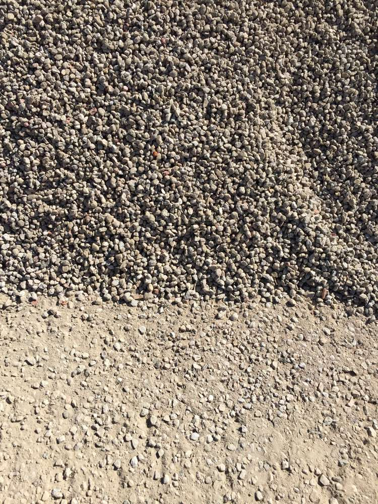 recycle concrete for landscaping
